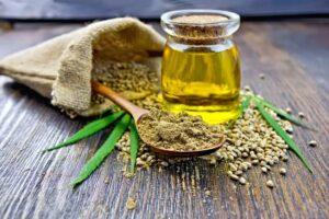 Le proprietà curative dell'olio di Canapa