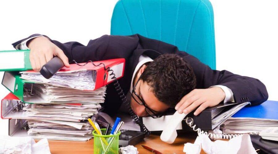 Ansia da lavoro sintomi e come combatterla