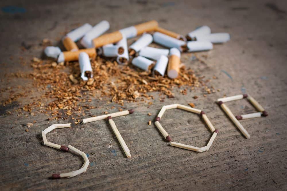 nicotina danni del fumo