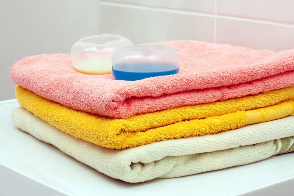 asciugamano morbido