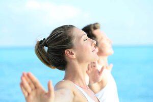 rilassarsi con meditazione