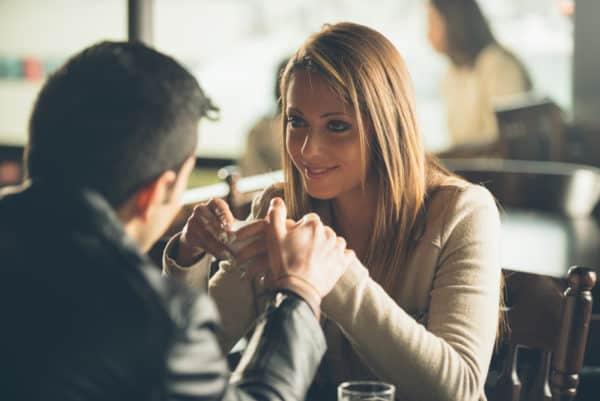 come far colpo su una ragazza al primo appuntamento