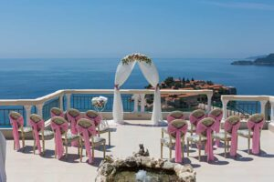 matrimonio terrazzo
