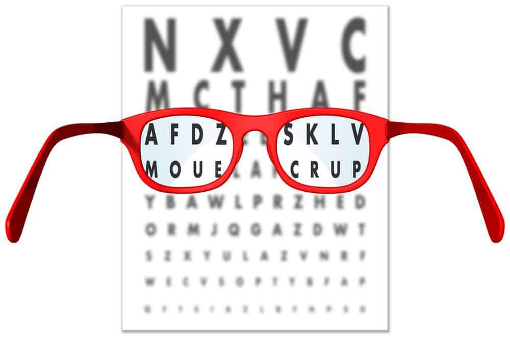 scegliere gli occhiali in base al viso
