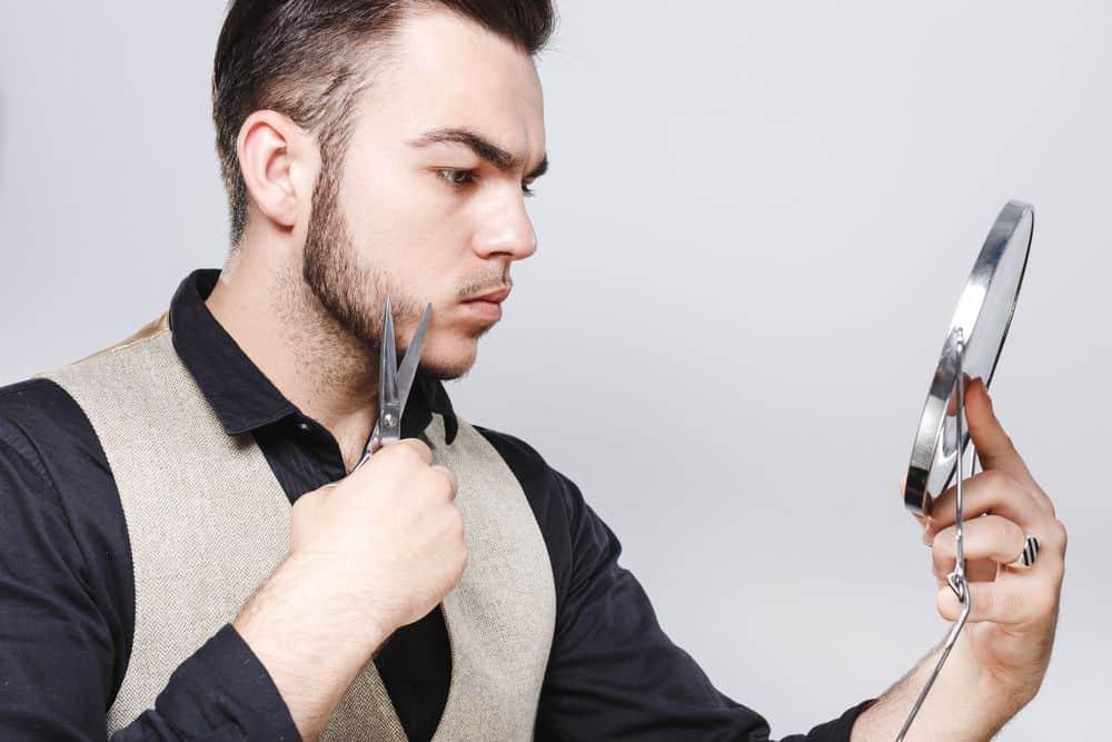 taglio barba a seconda del viso