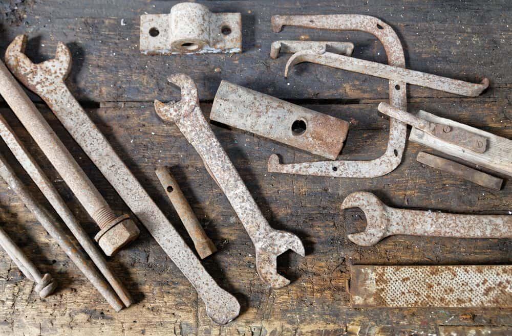 Metodi naturali per togliere la ruggine sui metalli