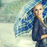 5 idee di acconciature anti-pioggia per pettinarsi quando piove