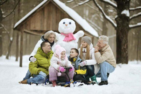 divertirsi d'inverno idee e consigli