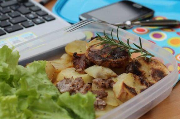 pranzare in ufficio cosa portare