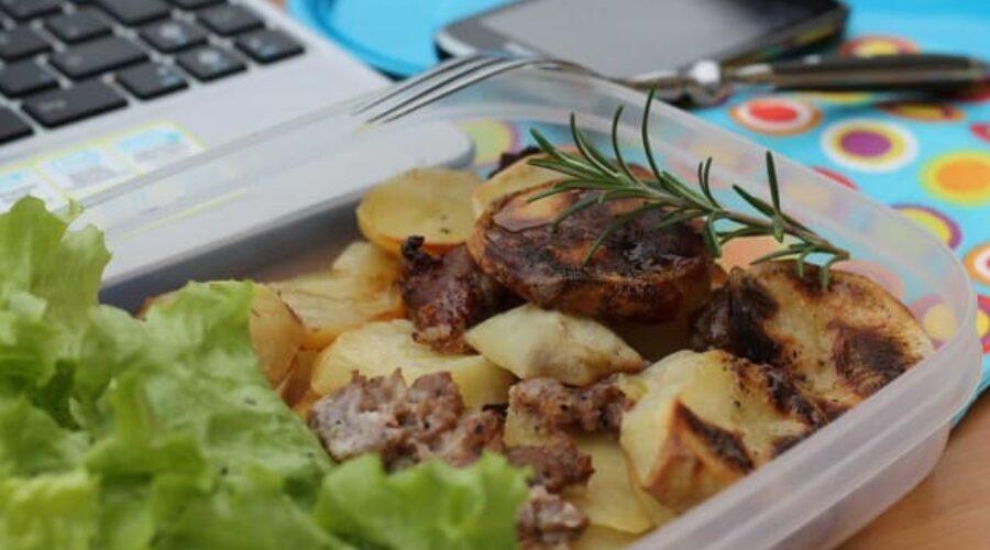 Cosa portare per pranzare in ufficio