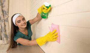 Come lavare i muri di casa in modo economico