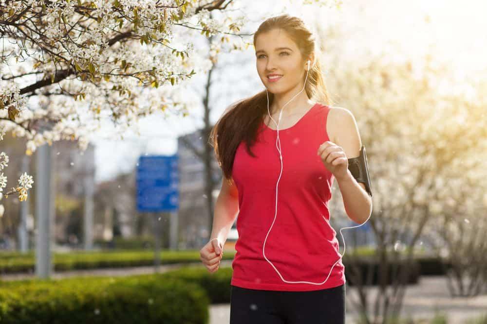 attività fisica in primavera
