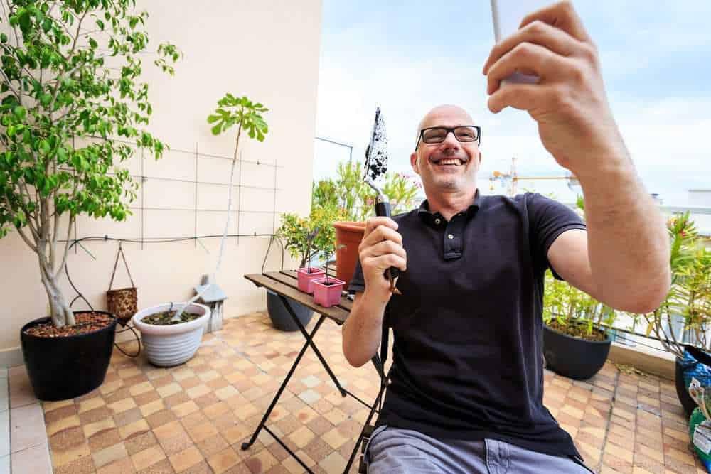 creare un orto nel balcone