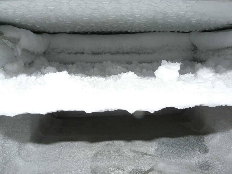 sbrinare frigo e freezer