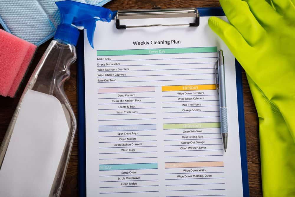 come organizzare le pulizie di casa evicus On organizzare le pulizie di casa