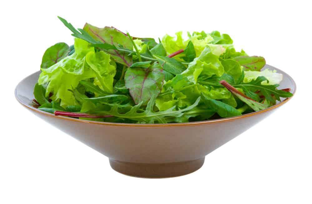 cibi per andare in bagno metodi naturali, mangiare verdure a foglia come spinaci e cicoria