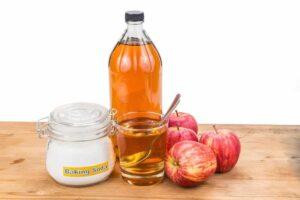 Aceto di mele e Bicarbonato per dimagrire