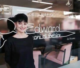 Salone Edward Mani di Forbice