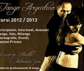 Vince y Adri Tango Academy